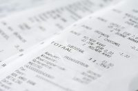Receipts for small business accounting